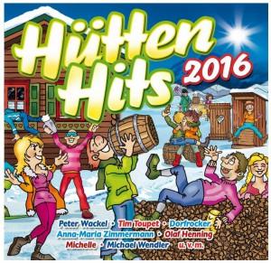 Hütten Hits 2016
