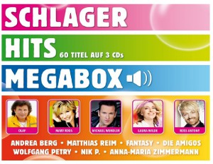 Schlager Hits Megabox